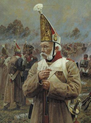 Александр Аверьянов. Ветеран